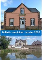 Bulletin municipal – 2020 01