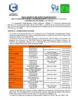Règlement de fonctionnement 2016-2020 – Dernière version – Secteur Chartres métropole