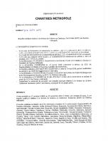 Arrêté AA-2019-0015 Enquête publique SCOT
