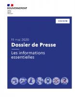 DOSSIER DE PRESSE DECONFINEMENT