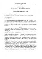 2021 21 – ARRETE PERMISSION VOIRIE
