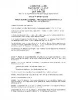ARRETE DU MAIRE 2020 29