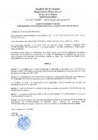 ARRETE DU MAIRE 2021 06
